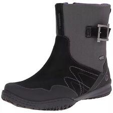NEW Merrell Albany Sky Waterproof Boot, Black, Size Women 11, $150