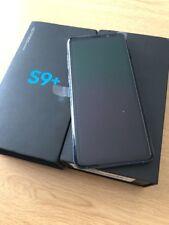 Samsung Galaxy S9+ SM-G965 - 128GB - Coral Blue (Unlocked) Smartphone Single Sim