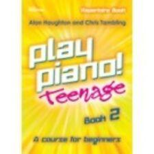 PLAY PIANO TEENAGE REPERTOIRE BOOK 2; ALAN HAUGHTON, KM BOOKS & MUSIC - 3612132