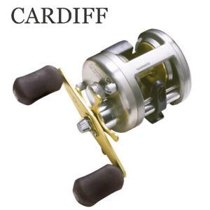 Shimano Cardiff 200A 201A 300A 301A 400A 401A Baitcasting Fishing Reels Gear