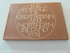 Collectable Royal Mint 1974 Great Britain & North Ireland Proof Coin Set