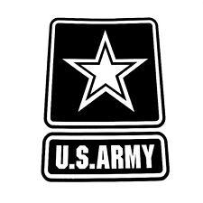 US Army Emblem - 5.75 x 8.50 Window  Car, RV,Patriotic,Fun Outdoor Vinyl Decal