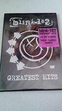 "BLINK 182 ""GREATEST HITS"" DVD COMO NUEVO"
