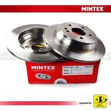 2X MINTEX REAR BRAKE DISCS MDC1729 MERCEDES-BENZ VIANO VITO/MIXTO VITO GENUINE