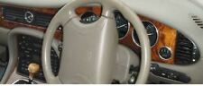 JAGUAR XJ8 POLISHED ALLOY INSTRUMENT 6 RING SET ( NEW)