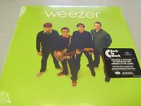 Weezer - s/t (GREEN) - LP 180g Vinyl //// Neu & OVP // incl. Download