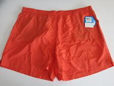 Columbia Brand Women's 3X Orange Sandy River Water Summer Shorts Short Pants NWT
