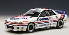 Autoart 1990 NISSAN SKYLINE GT-R (R32) GROUP A REEBOK #1 1:18*New Item!