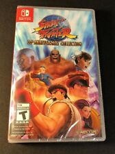 Street Fighter [ 30th Anniversary Collection ] (Nintendo Switch) NEW