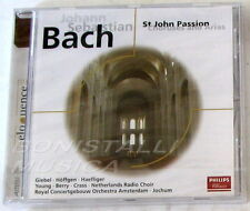 BACH J. S. - ST. JOHN PASSION CHORUSES AND ARIAS - JOCHUM - CD Sigillato