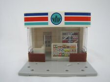 """TOMY TOMICA 2008 Convenience grocery Store,  4"""" x 4""""   HARD TO FIND"""
