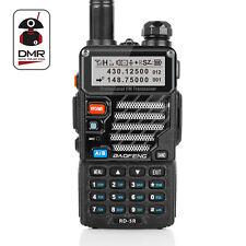 EU Baofeng RD-5R DMR Time Slot 2 VFO 136-174/400-470MHz Walkie Talkies > GD-77