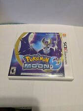 Pokemon Moon  (Nintendo 3DS) game 2ds xl