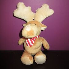 KINDER CHOCOLATE Soft Toy Reindeer Moose