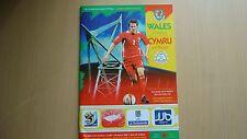 Gales V Finlandia el 2009 de marzo