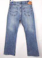 Levi's Strauss & Co Herren 527 Gerades Bein Jeans Stretch Größe W38 L32 BDZ21