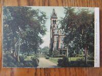 Vintage Postcard University of Pennsylvania Philadelphia School Building