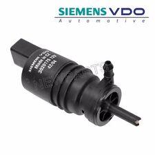 BMW Windshield Washer Pump E28 E36 E38 E39 E46 E6 Siemens/VDO OEM 21086908 21