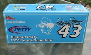 2005 Racing Champions MARC TIMES Richard Petty 1970 Plymouth Superbird 5 of 72