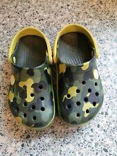 Boys Crocs C9