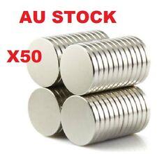 AU Stock X50 Super Strong Round Magnet Disc Slice 15mmX1mm Rare Earth Neodymium
