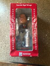 "Detroit Red wings ""Men Of The Ice� Collectible Men Of The Ice Bowman 2002"