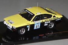 Opel Kadett C GT/E Opel Team #41 Danielsson / Sundberg 1:43 Ixo neu & OVP RAC264