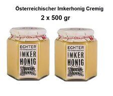 DARBO ECHTER HONiG CREMIG - Österreichischer Imkerhonig cremig 500 gr x 2