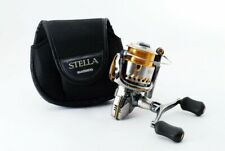 Shimano 04 Stella 3000SDH Spinning Carrete Usado H748