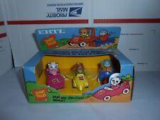 VERY RARE VTG 1982 ERTL HALLMARK CARDS SHIRT TALES 3 CAR BOX SET SCALE MIB #1396