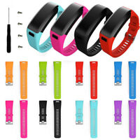 Replacement Silicone Watch Band WristBand Strap For Garmin Vivosmart HR Bracelet