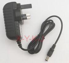 UK 9V Power adapter Supply Charger for Kane 425/455/250 Flue Gas Ananylser S10