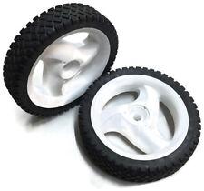 Genuine Mower Wheel 194348x427 583720201 Set of 2