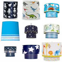 Kids Boys Girls Ceiling Light Shade  Pendant Nursery Bedroom New