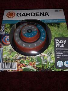 Programmateur d'arrosage  GARDENA - 1888-20 Easy Plus Neuf dans l'emballage