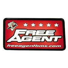 Free Agent BMX Lighted Racing Sign Bike