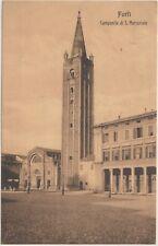 ITALIA 1910 FORLI CAMPANILE DI S. MERCURIALE