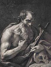 Saint Jerome - Vulgate - Guido Reni- National Gallery 1832 & BONUS