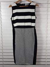 MAX MARA MaxMara sz 14 (or 48 It / 10 us ) womens Ponte dress [#4332]