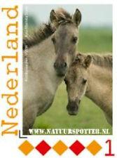 Nederland 2012 ucollect paarden horse pferden postfris/mnh