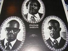 Small Label/ Private GOSPEL Box 2 Lp w Book THOMAS WALTON & Blind Disciples 1973