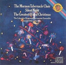 NEW The Mormon Tabernacle Choir: Silent Night - The Greatest Hits of Christmas