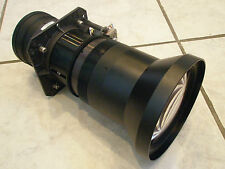 Sanyo/Christie/Eiki Long Throw Zoom LNS-T02 Projector Lens IN GREAT CONDITION!