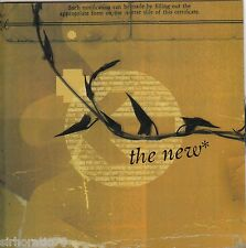 THE NEW So You Want To Save The World / Echoes CD