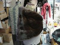 Blackglama Mink Wrap Shrug Shoulder Stole Cocktail Cape Stole NEW CHIC Coat