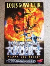 Affiche de Film / Poster Steely Adler (Aigle) 4 Combat de les Meilleures
