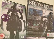 DARKSIDERS 2 II Limited Edition PC GIOCO AVVENTURA GIOCO ACTION gioco tedesco conto