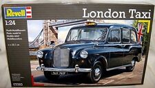 revell AG 1/24 LONDON TAXI 4-dr. HT SEDAN FX4 TAXI CAB