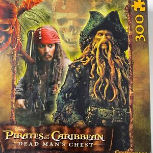 Buffalo Games Pirates Of The Caribbean Dead Man's Chest 300 Pcs Puzzle #2