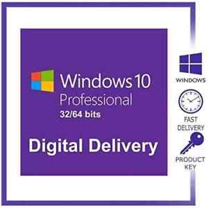 New Windows10 Pro Professional Key InstantDelivery instantActivation